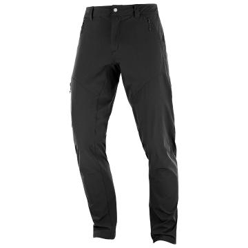 Salomon Men's Wayfarer Tapered Pant - Black