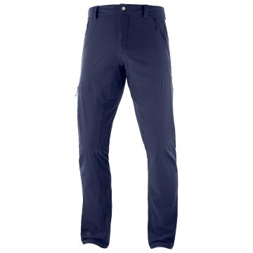 Salomon Men's Wayfarer Tapered Pant - Night Sky