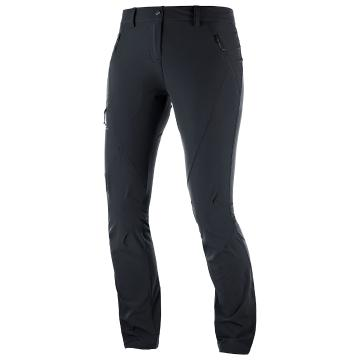 Salomon Women's Wayfarer Tapered Pants W - Black