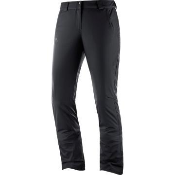 Salomon Women's Stormseason Pants - Black