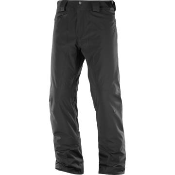 Salomon   Men's Icemania Snow Pants - Black