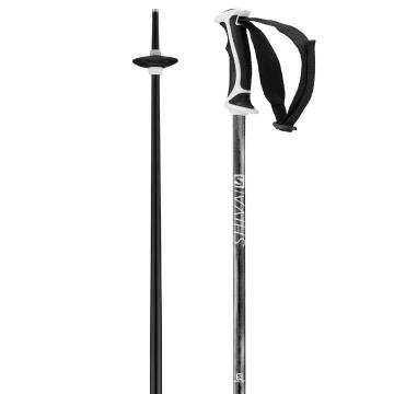 Salomon Women's Shiva Ski Poles - Black