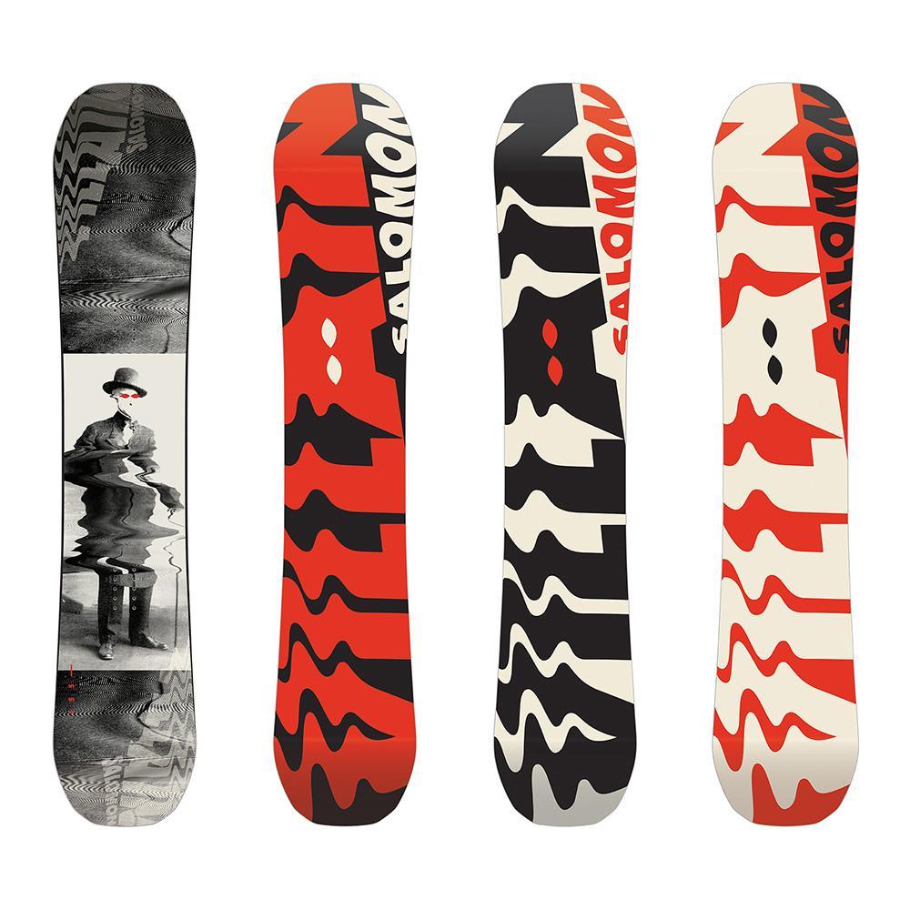 2019 Men's The Villain Snowboard