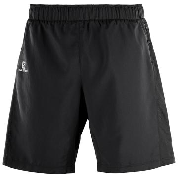 Salomon Men's Agile 2in1 Short - Black