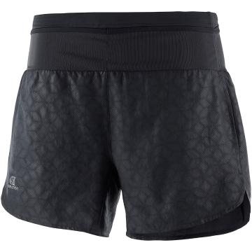 Salomon Women's Xa Shorts - Black