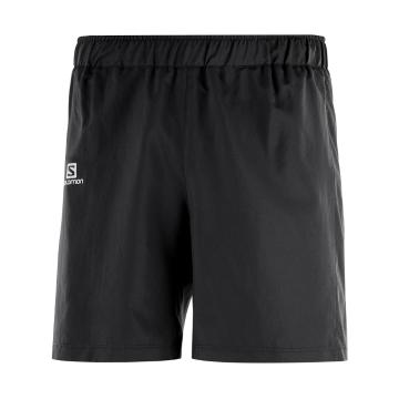 Salomon Men's Agile 7inch Shorts - Black