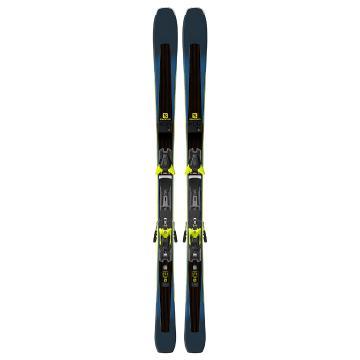 Salomon  XDR 80 Ti Ski + Z12 Walk Binding