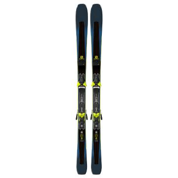 Salomon  XDR 80 Ti Ski + Z12 Walk Binding