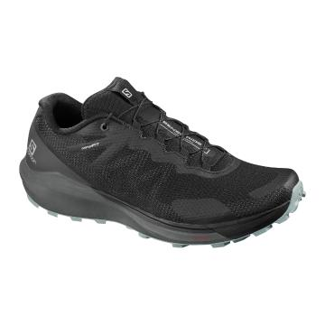 Salomon Men's Sense Ride 3 - Black/Ebony/Lead