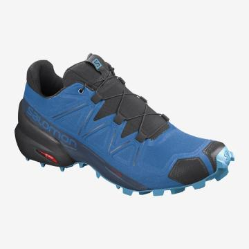 Salomon Speedcross 5 - Indigo Bunting/ Black