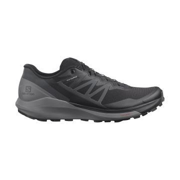 Salomon Sense Ride 4 Shoes - Black/Quiet Shade/Ebony