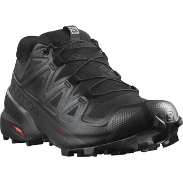 Salomon Speedcross 5 GTX Shoes - Black/Black/Phantom
