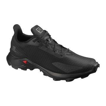 Salomon Alphacross Blast Shoes - Black/Black/Black