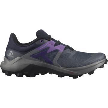 Salomon Wildcross 2 W Shoes - IndiaInk/QuietShade/RoyalLilac