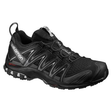 Salomon Men's XA Pro 3D Wide Shoes - Black/Magnet/Quiet Shade