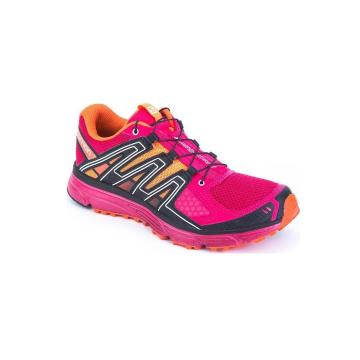 Salomon Women's X-Mission 3 Shoes - Virtual Pink/Cerise/Nasturtium