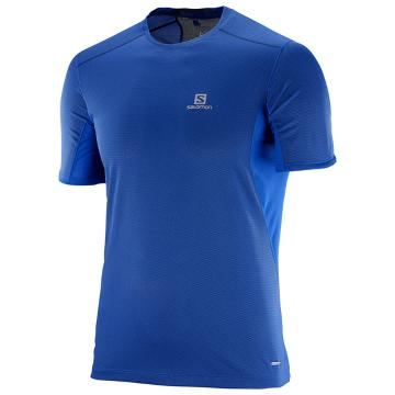 Salomon Men's Trail Runner Short Sleeve Tee