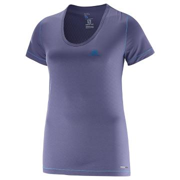 Salomon 2015 Women's Mazy Short Sleeve Tee