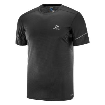 Salomon Men's Agile Short Sleeve Tee