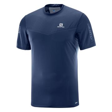 Salomon Men's Fast Wing Short Sleeve Tee