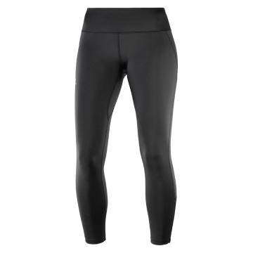 Salomon Women's Agile Long Tights - Black