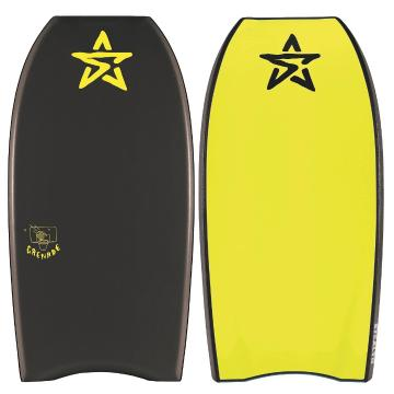 "Stealth Grenade EPS 42"" Bodyboard - Black"