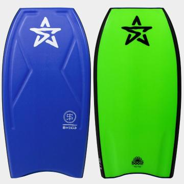 "Stealth Shield Light 42"" Bodyboard - Light Blue"
