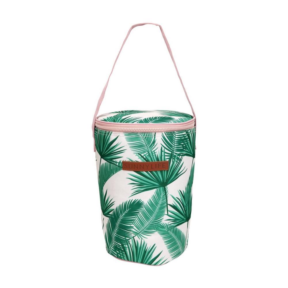 Kasbah Cooler Bucket Bag - Green