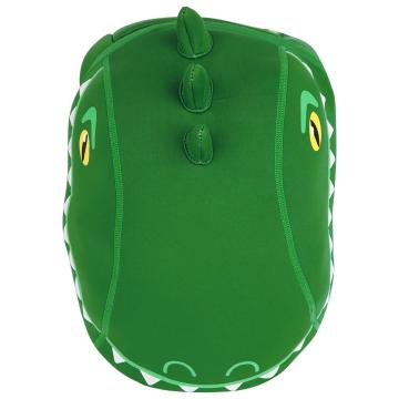 Sunnylife Kids Crocodile Neo Backpack - Green