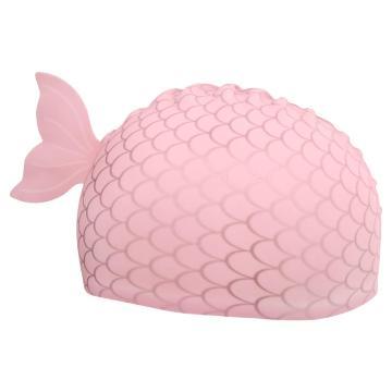 Sunnylife Kids Mermaid Swimming Cap - Pink