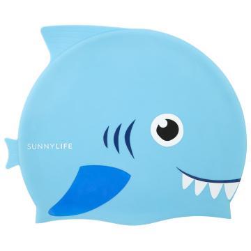 Sunnylife Kids Shark Swimming Cap