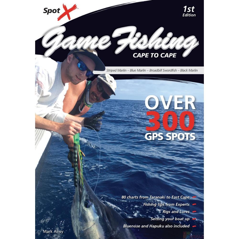 Game Fishing NZ Book