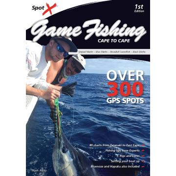 Spotx Publications Limited Game Fishing NZ Book