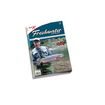 Spotx Publications Limited Spotx Freshwater NZ Book
