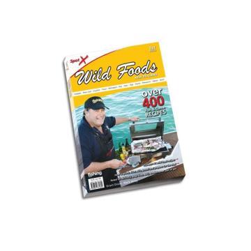 Spotx Publications Limited Spotx Wild Foods NZ Book