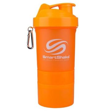 SmartShake 600ml - Neon Orange