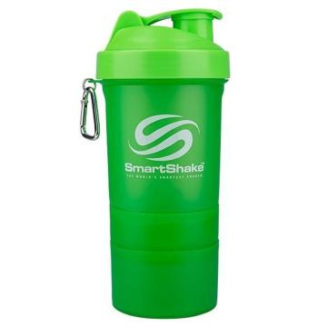 SmartShake 600ml - Neon Green