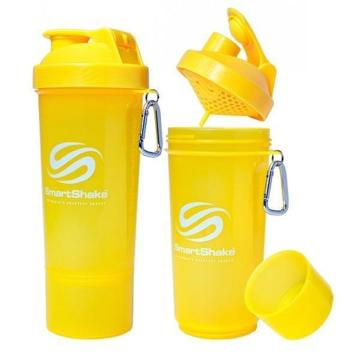SmartShake 600ml - Neon Yellow