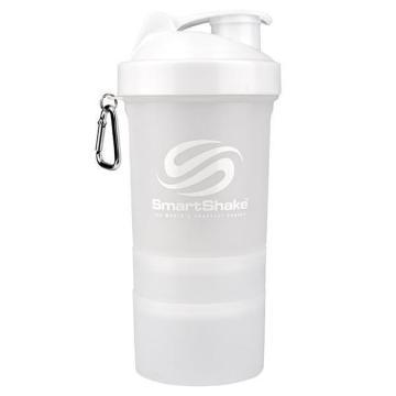 SmartShake 600ml - Pure White