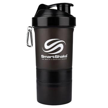 SmartShake 600ml - Gunsmoke Black