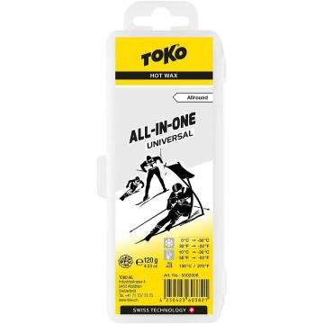 Toko 2020 All-In-One Hot Wax 120g