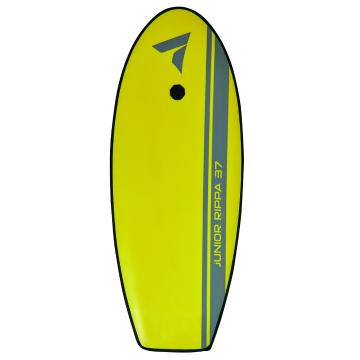 "Torpedo7 Junior Rippa 37"" Bodyboard - Yellow/Grey"