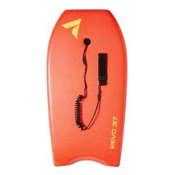 Torpedo7 Revo 37 Bodyboard - Red/Yellow