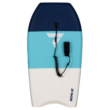 "Torpedo7 2021 Revo 37"" Bodyboard - Navy/Light Blue/White"