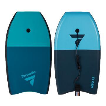 Torpedo7 2022 Neo Bodyboard 33in - Teal/Navy