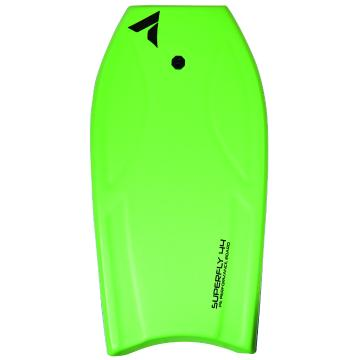 "Torpedo7 Superfly 44"" Bodyboard - Lime/Dark Grey"