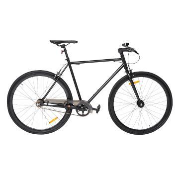 Torpedo7 FXE Single Speed Bike Medium - Black