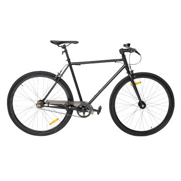 Torpedo7 FXE Single Speed Bike Medium - Black