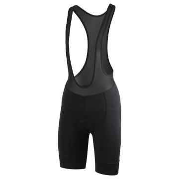 Torpedo7 Women's Classic Pro Bib Shorts - Black/Black