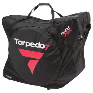 Torpedo7 Jetsetter Pro Bike Bag - Black